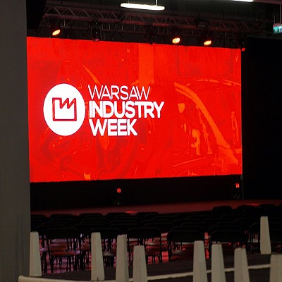 Photo report -WARSAW INDUSTRY WEEK 14-16.11.2017