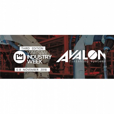 WARSAW INDUSTRY WEEK  6-8. 11. 2018 POLAND