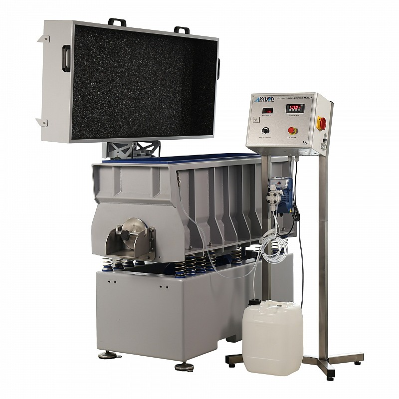 TROUGH VIBRATORY MACHINES